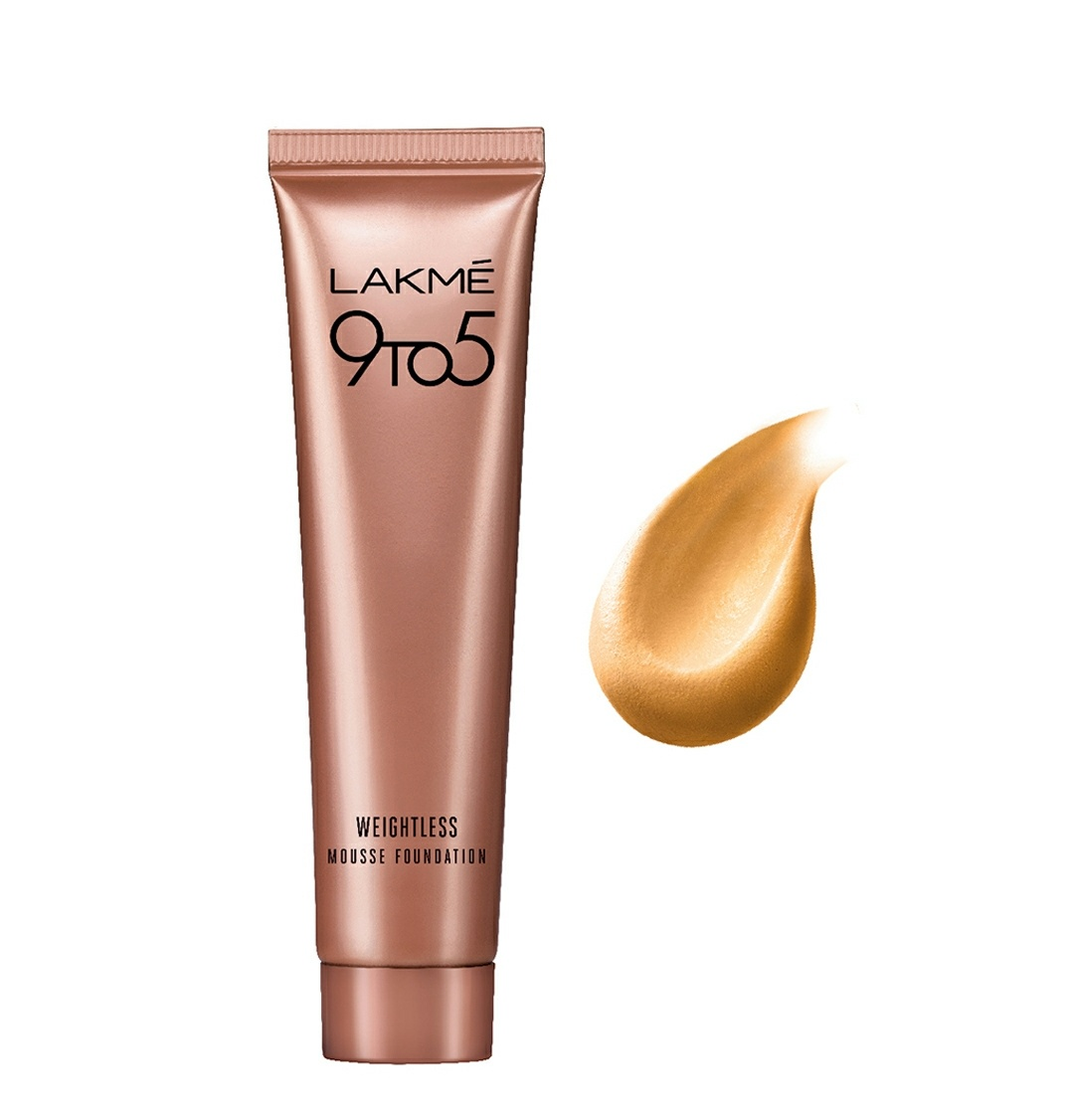 lakme 9 to 5 mousse