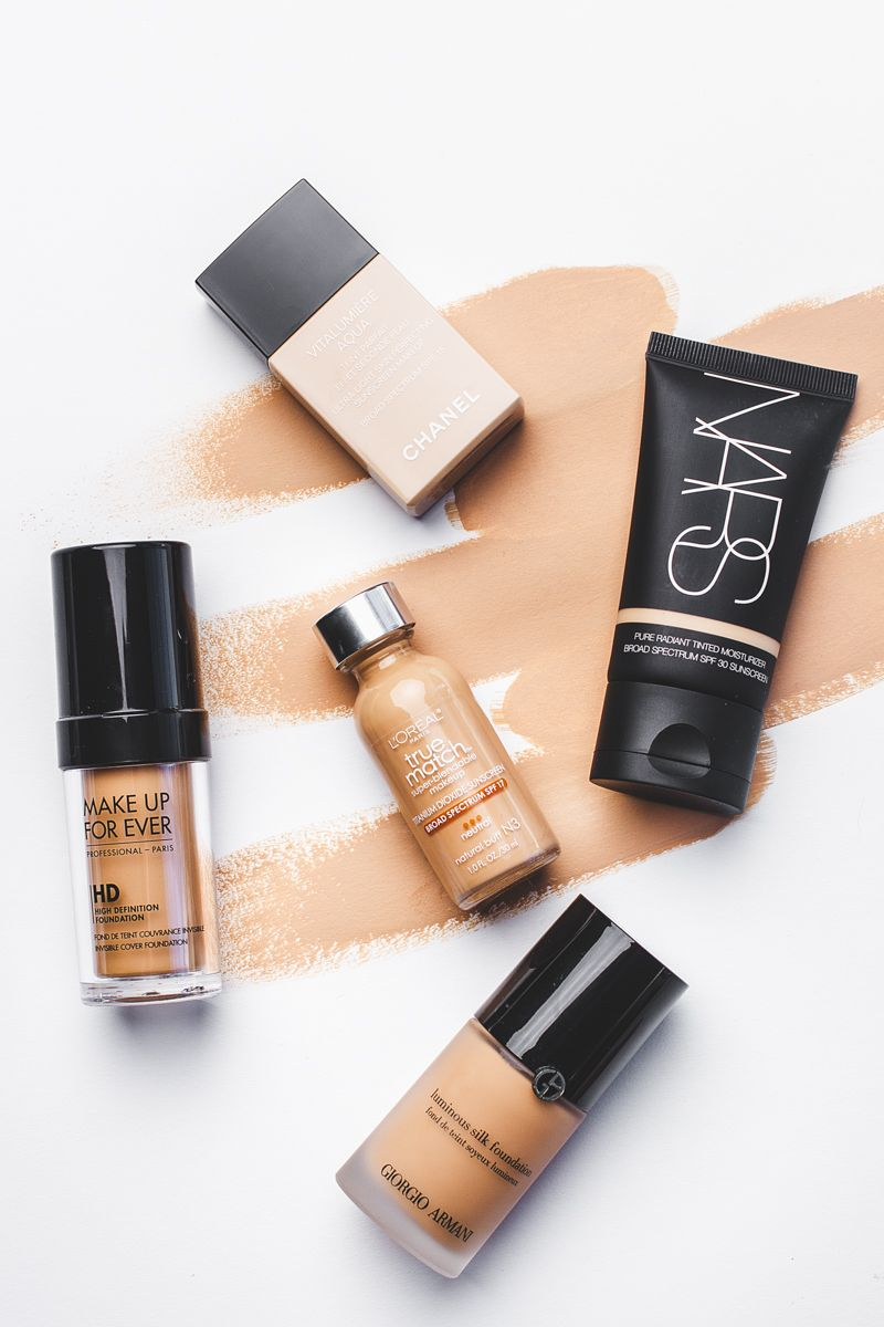Drugstore Dupes for High end Foundations