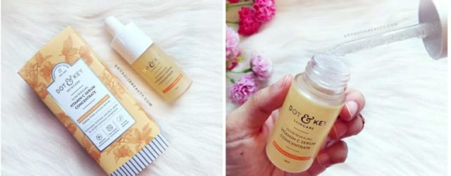 Dot and Key Vitamin C serum