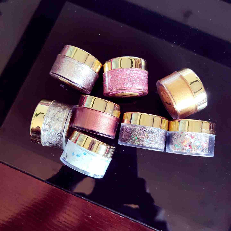 TS cosmetics Loose pigments