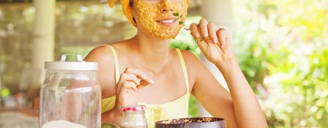 Homemade Fruit face packs for glowing skin