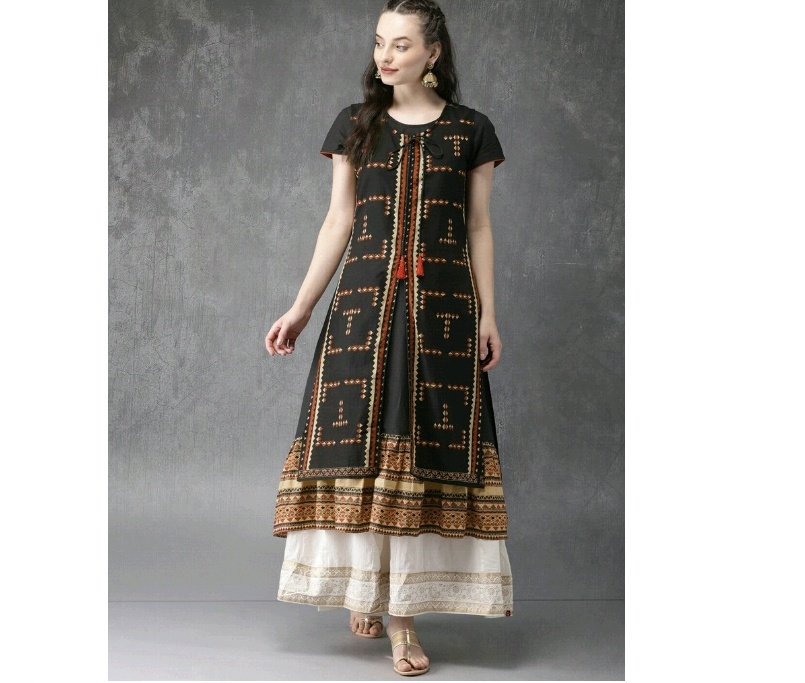 Tips On How to Style the Kurti for The Festive Season