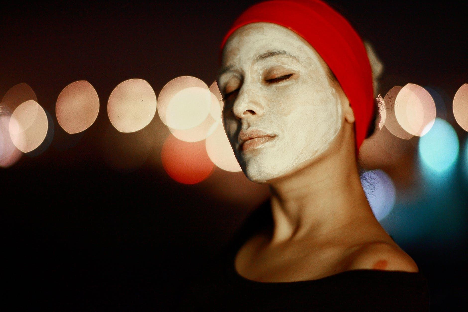 sandalwood face masks for dry skin