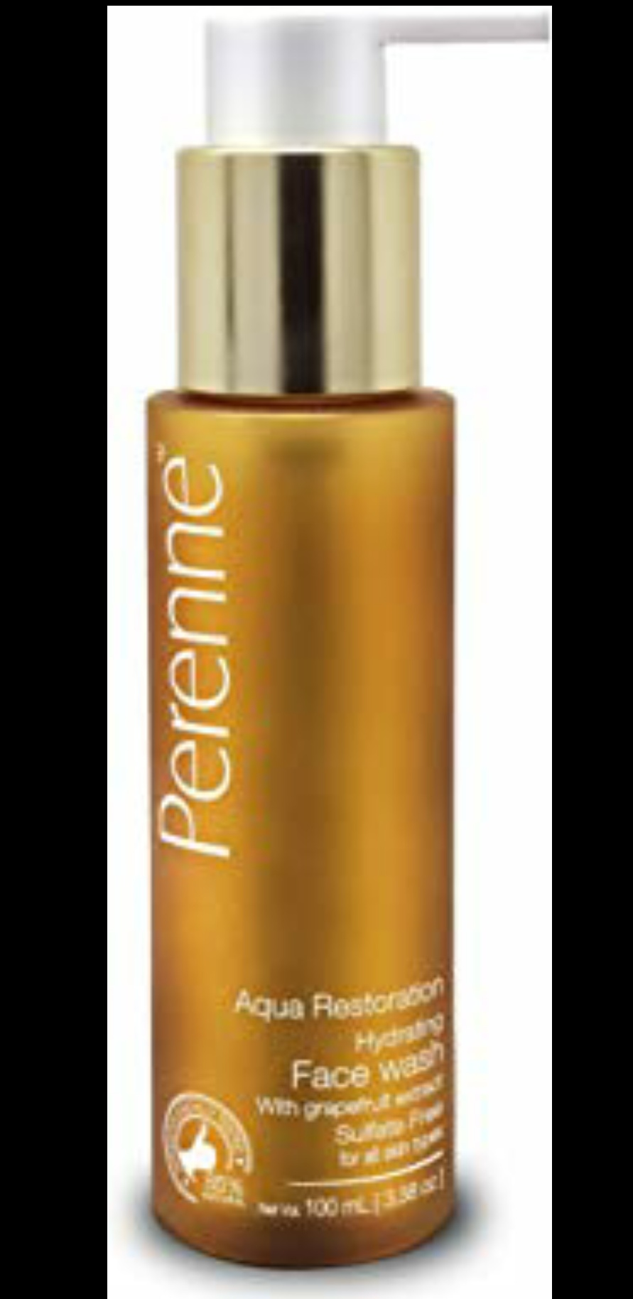perenne face wash