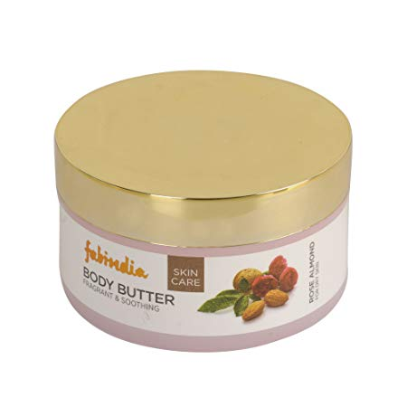 Fabindia Rose and Almond Body Butter