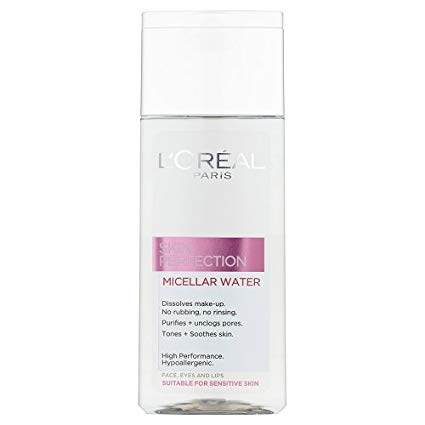 Loreal Paris Skin Perfection Micellar Cleansing Water