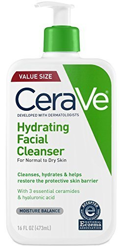 CeraVe Hydrating Facial Cleanser (Price – Rs.686)