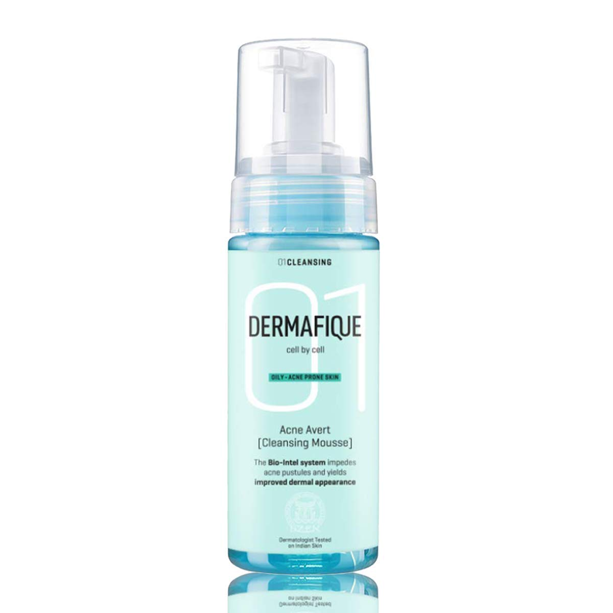 Dermafique Acne Avert Cleansing Mousse (Price – Rs. 404)