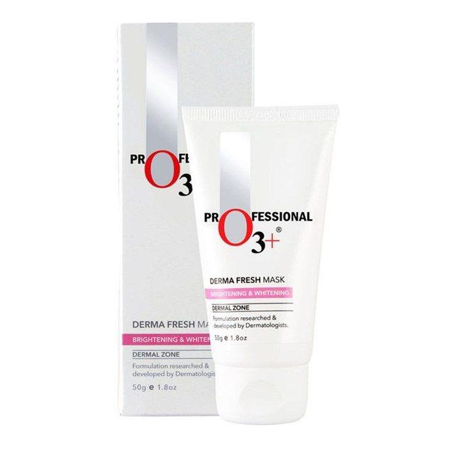 O3+ Derma Fresh Mask Brightening & Whitening Dermal Zone (Price – Rs. 490)