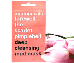 Anatomicals Deep Cleansing Mud Mask (Price – Rs. 125)
