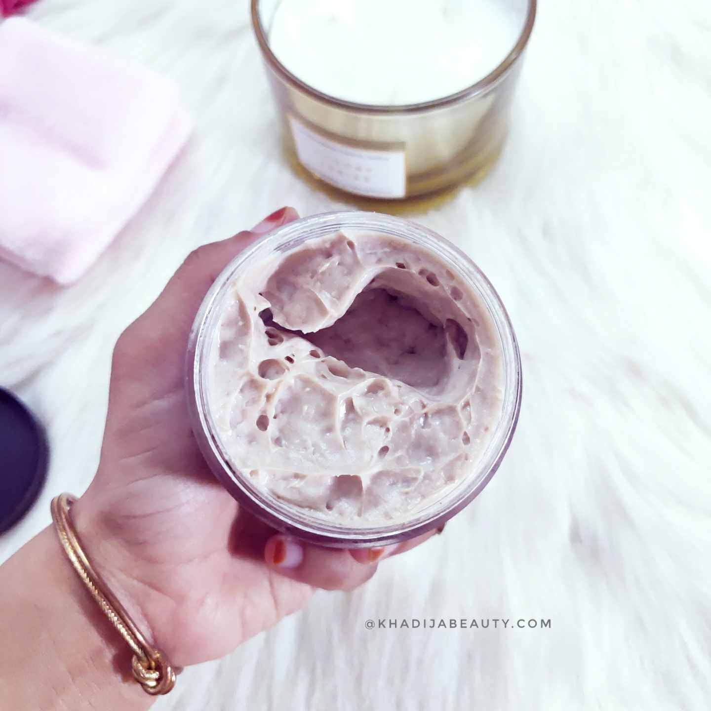 Luxurious Adore Arabica Coffee Body Butter review