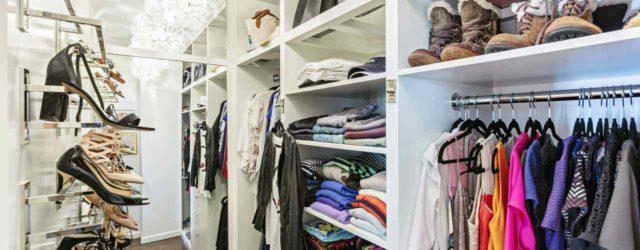 Ways to Organize Your Wardrobe