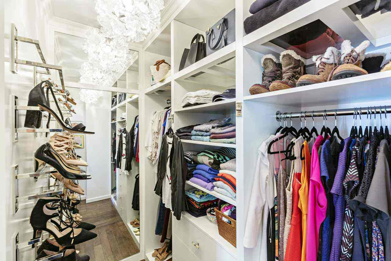 Unique Ways to Organize Your Wardrobe| Store High-End Accessories