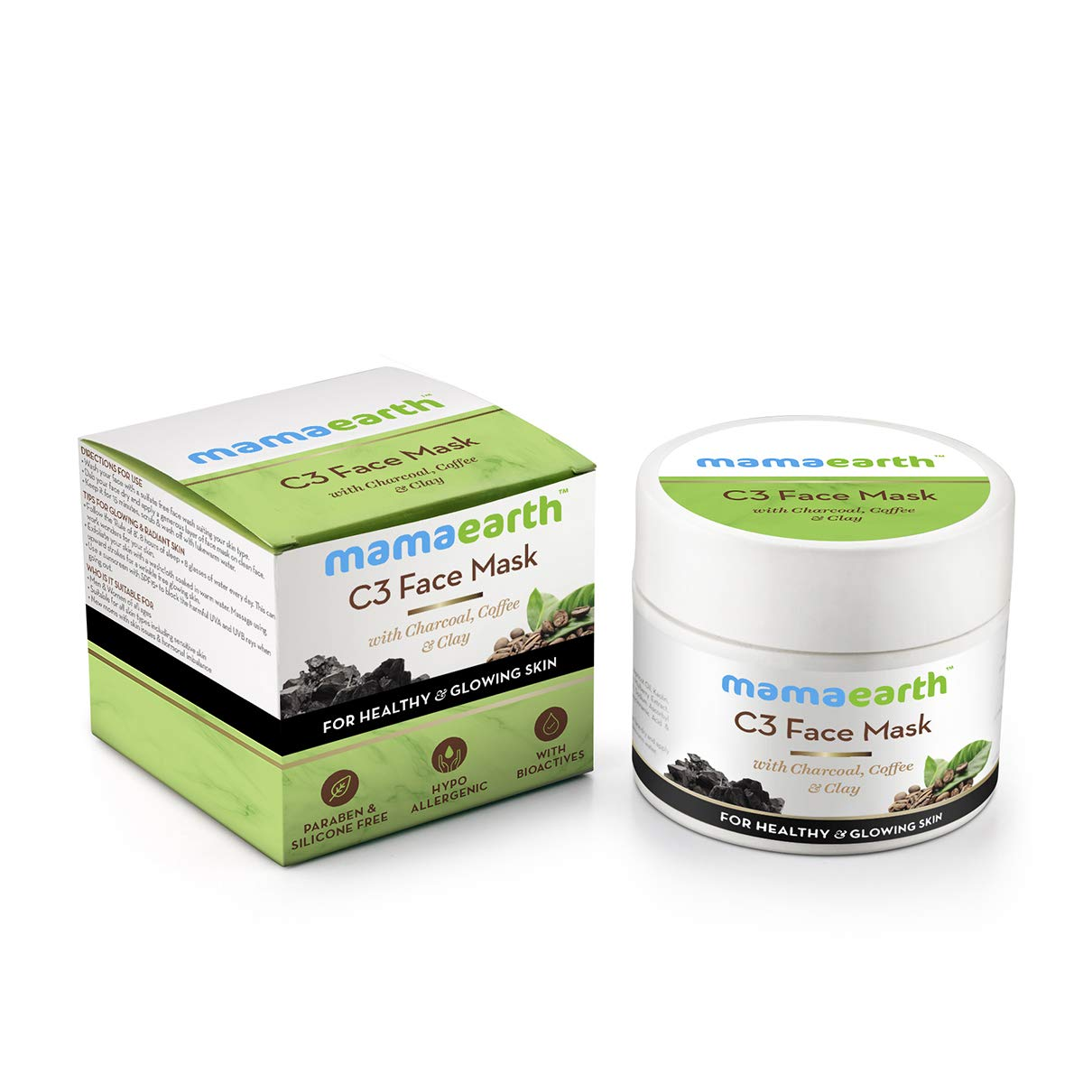 Mamaearth C3 Face Mask (Price – Rs. 599)