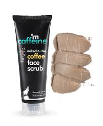 MCaffeine Naked & Raw Coffee face Scrub (Price – Rs. 319)