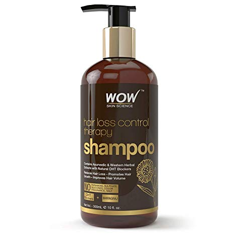 WOW skin Science Hair Loss Control Therapy Shampoo (Price – Rs.349)