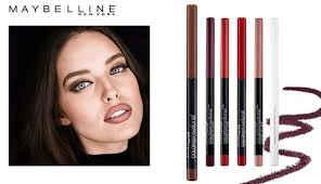 Maybelline New York Color Sensational Lip Liner (price – Rs. 350)