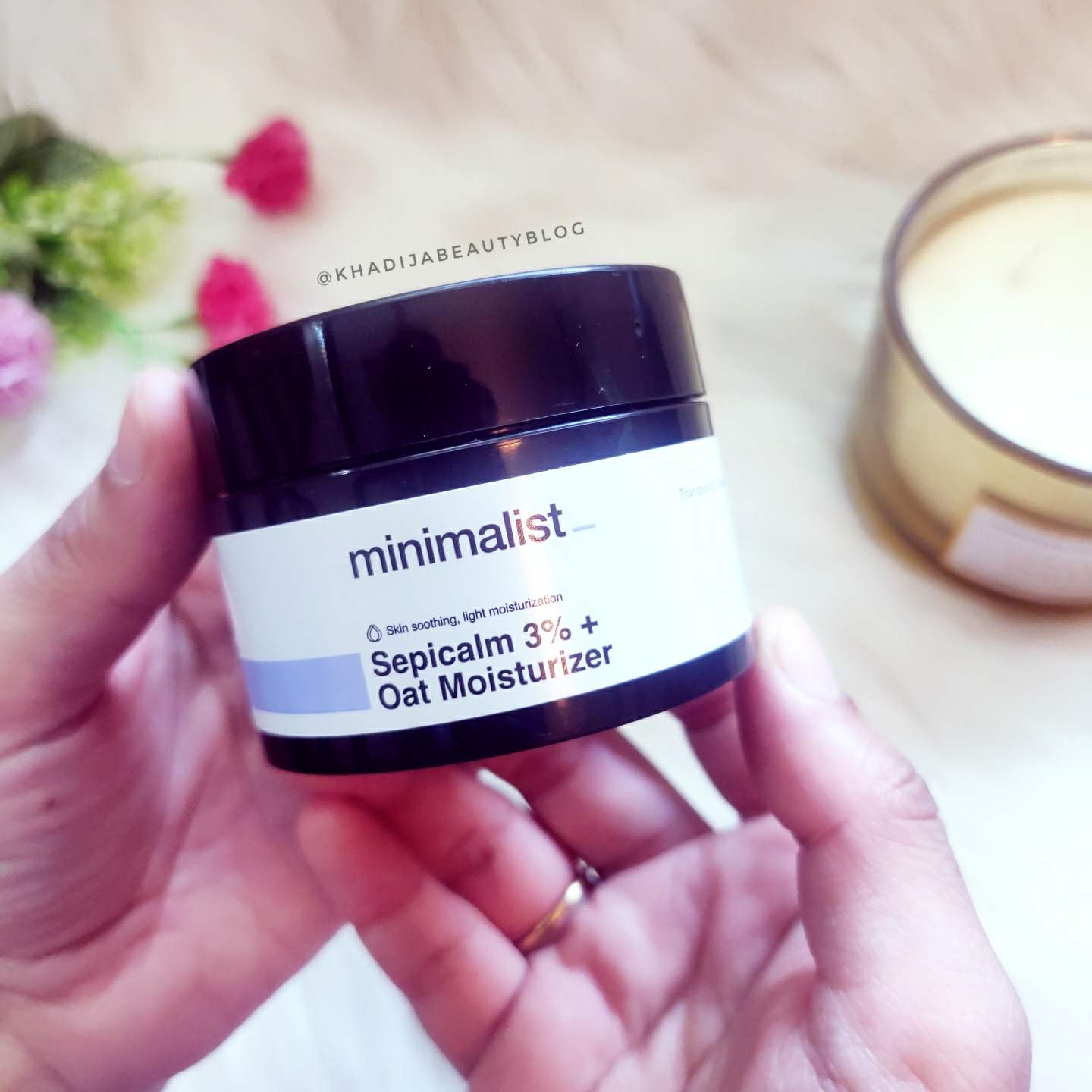 Minimalist Sepicalm 3% + Oat Moisturizer Review| Your search is over