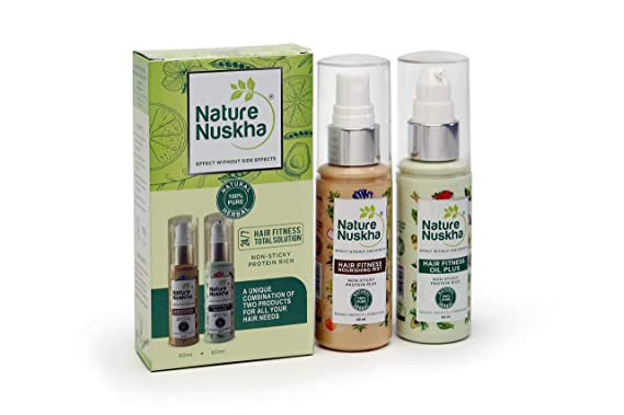 Nature Nuskha's 24×7 Hair Fitness Total Solution